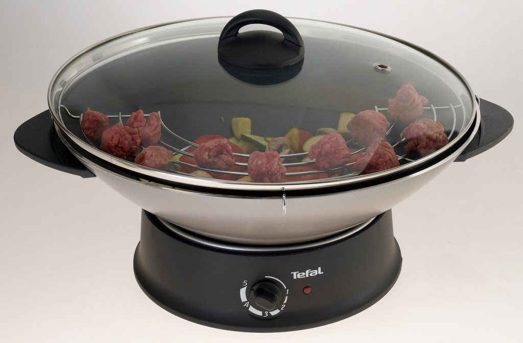 choisir un wok