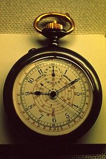 chronographe définition