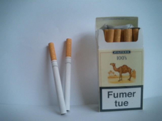 cigarette 100s marque