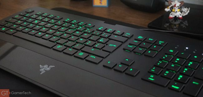 clavier gamer silencieux