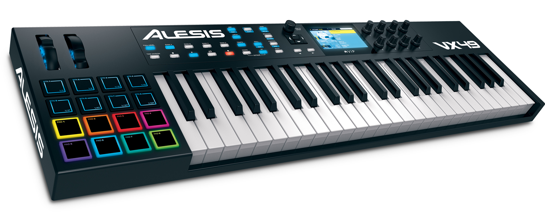 clavier midi usb
