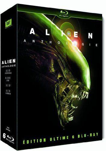 coffret alien bluray