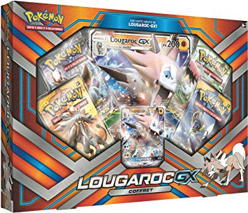 coffret carte pokemon