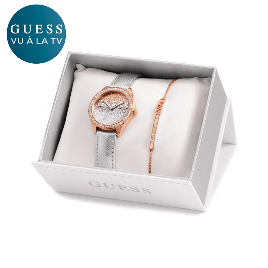 coffret montre guess