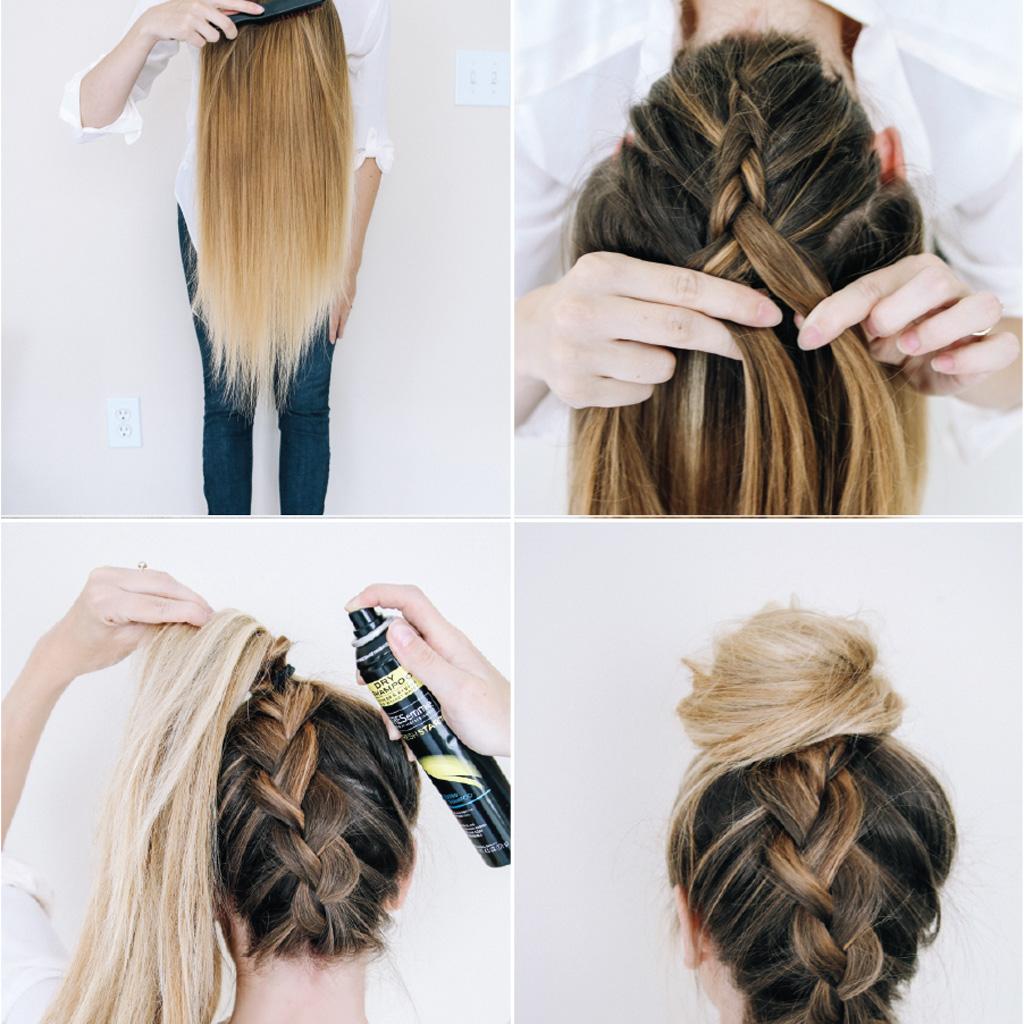 coiffure a faire facilement
