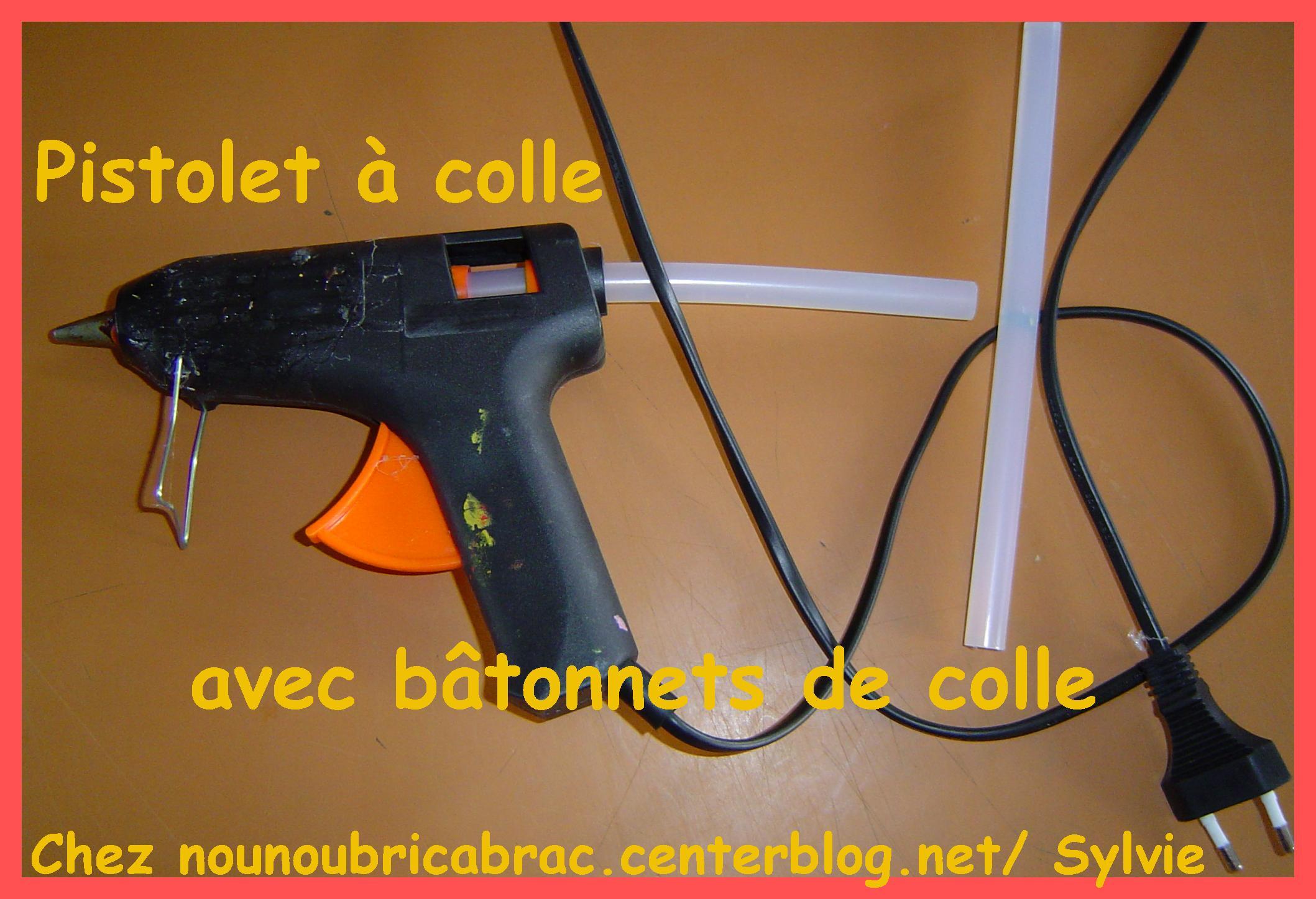 colle pour pistolet chaud