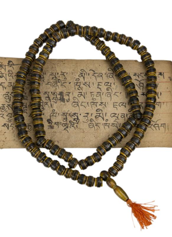 collier tibetain