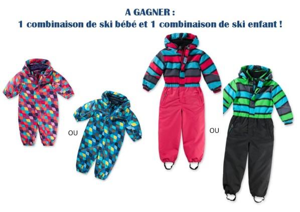 combinaison de ski bébé 2 ans