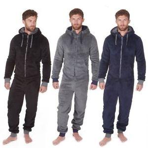combinaison pyjama homme polaire