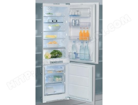 combiné frigo congélateur encastrable