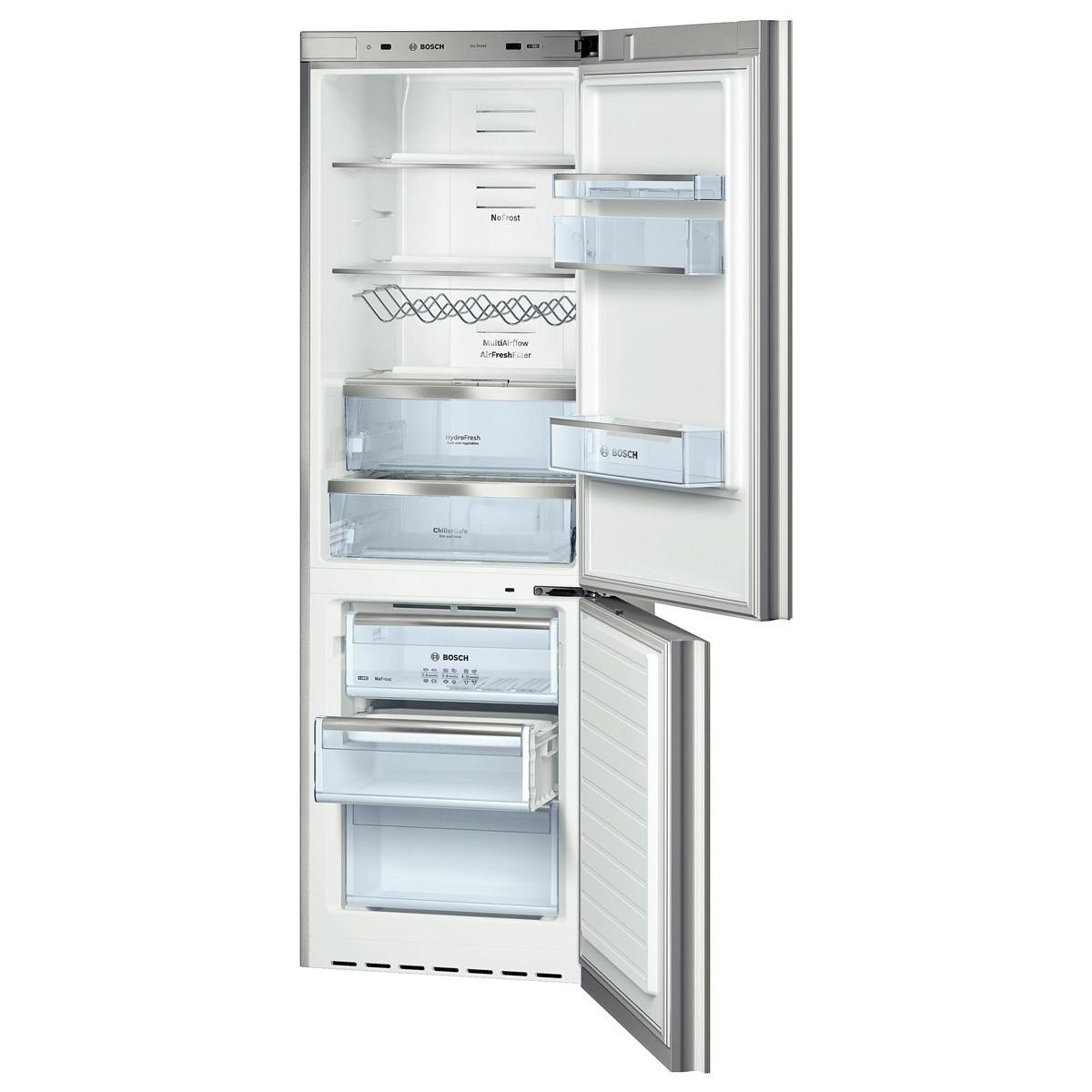 combiné refrigerateur congelateur froid ventilé