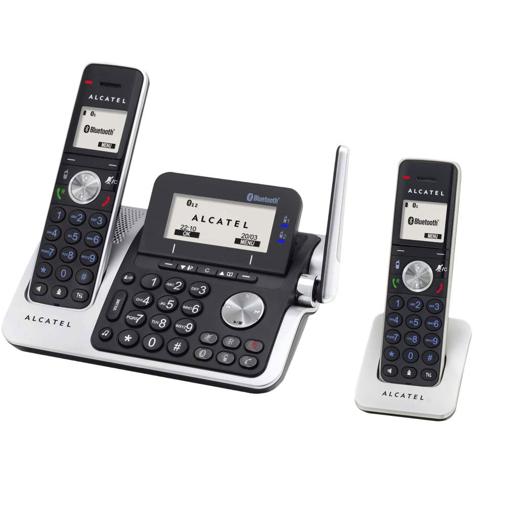 combiné téléphone fixe sans fil