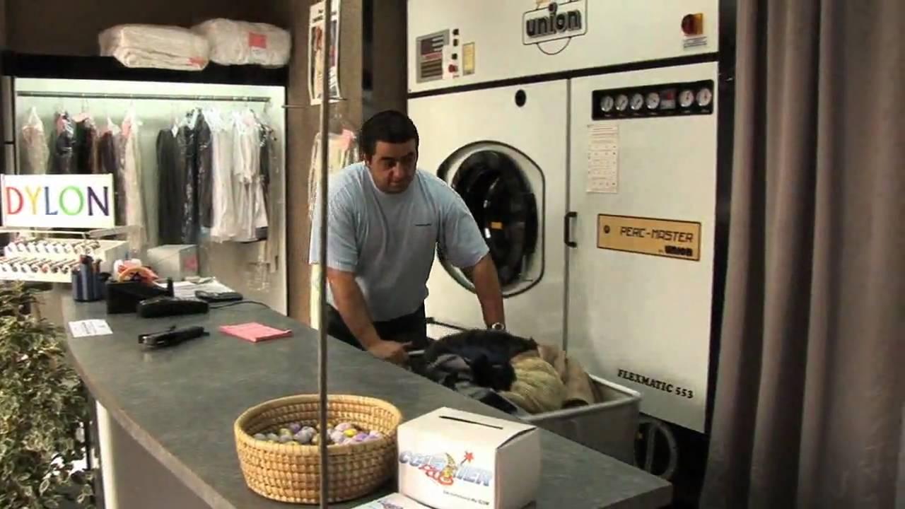 comment faire un lavage a sec