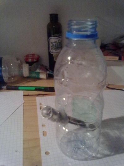 comment faire une douille avec une bouteille