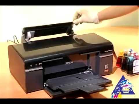 comment nettoyer les tetes d'une imprimante epson
