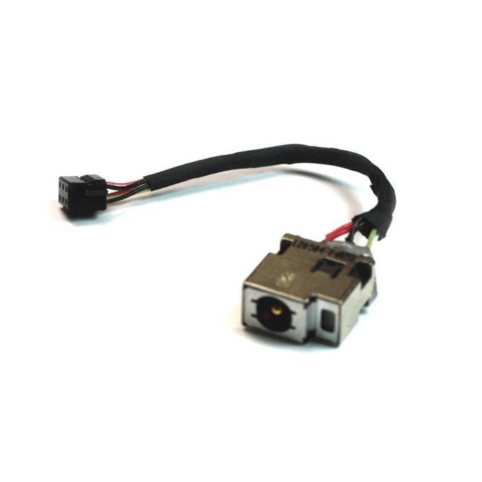 connecteur chargeur hp